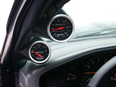 Supra Stewart Warner Gauge Upgrade