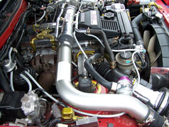 Supra Engine Mods