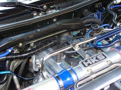 Supra/ Cressida Engine Harness Loom