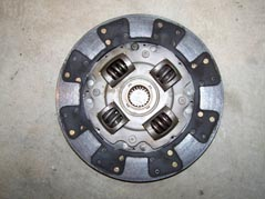 Clutch Disc for 7MGTE
