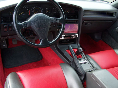 187 Mkiii Custom Leather Interior 187 Supra Archive