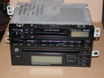 Supra OEM CD/Tape Radio