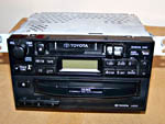 Supra OEM factory radio CD player